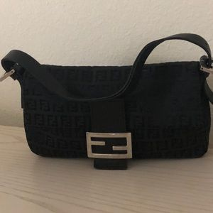 Fendi Bags - Authentic Monogram Fendi Purse